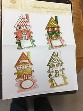 Anna Griffin Gingerbread House Easel Die Set