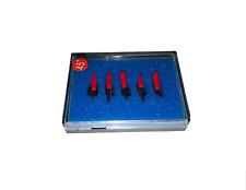 10pc cemented carbide 45° degree Cutting Blade Plotter Saga Roland Vinyl Cutter