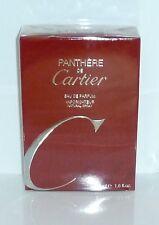 Panthere de Cartier! EAU de Parfum ** 50ml vaporisateur ** Rarità ** Nuovo/Scatola Originale