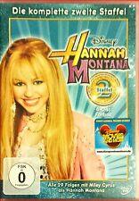 Hannah Montana Stagione 2 ( Box 4 Dvd ) versione tedescha audio Italiano Disney