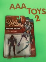 Double Dragon Shadow Master Action Figure 1993 Tyco Brand New Sealed RARE