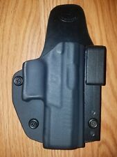 AIWB Kydex/Leather Hybrid Holster small print with adjustable retention for S&W