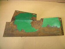 John Deere AMT 600 Gator M96661 Right Fender Plate