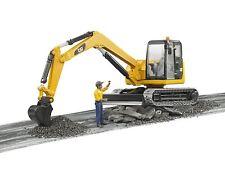 Bruder Cat Caterpillar Mini Excavator WITH WORKER 2467 New!  Best deal around!