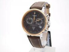 Junkers Damenuhr Uhr Chronograph Expedition Südamerika Bicolor 6583-2
