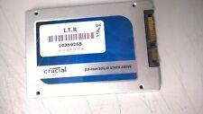 "Crucial MX100 CT128MX100SSD1 128GB SATA 2.5"" Solid State Drive."