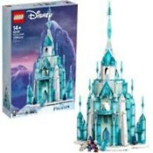 Lego Disney The Ice Castle (43197)