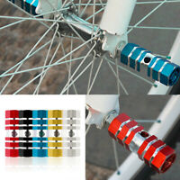 Hexagonal Stunt Pegs Alloy Mountain Road Bike Axle Pedal Aluminum Alloy Pegs;