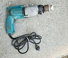 Vintage Makita 34 Hammer Drill Corded Electric Heavy Duty Tested Amp Working