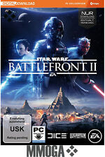 STAR WARS Battlefront II - PC EA ORIGIN Download Key - SW 2 2017 [Action][EU/DE]