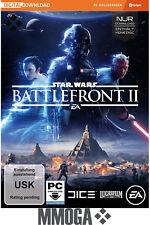 STAR WARS Battlefront II - PC EA ORIGIN Download Key - SW 2 2017 [Action][EU/DE]