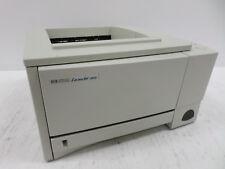 HP LaserJet 2100 1200 dpi 10 PPM 8MB Memory Monochrome Laser Printer C4170A