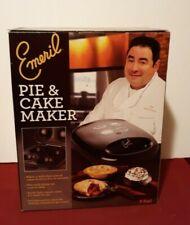 Emerl Pie & Cake Maker T-fal Machine Multi Treat Maker Non Stick 1100 W    ✞