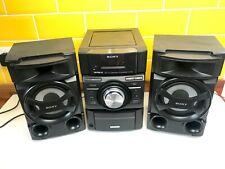 Sony MHC-EC6I Mini Hi-Fi Component System IPod Dock CD FM Radio MP3 MusicPlayer