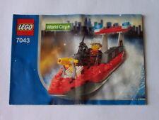 LEGO® Bauanleitung / Instruction Nr. 7043