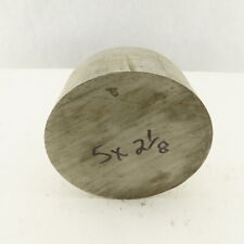 5 Round Bar Stock 321 Stainless Steel Titanium Alloy 2 18 Thick