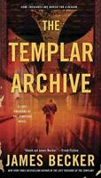 Templar Archive, Paperback by Becker, James, Brand New, Free P&P in the UK