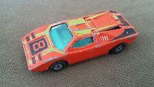 Vintage Matchbox Superfast 1975 No. 29 Lamborghini Countach Die Cast Car