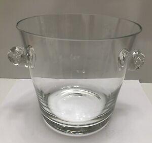 Tiffany & Co Ice Bucket Snail Scroll Handles