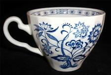 J & G Meakin Blue Onion Blue Nordic, Cup & Saucer Set