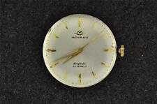 VINTAGE MENS MOVADO AUTOMATIC WRISTWATCH MOVEMENT CAL 531 - RUNNING