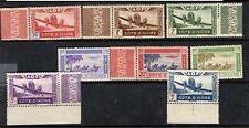 Ivory Coast - 1942 Airmail set - MNH / MM