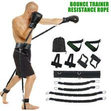 Sports Fitness Resistance Bands Set for Leg and Arm Exercises Boxing Home Gym