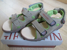 GIESSWEIN Sandalen Schuhe Voll-Leder Gr. 33 TOP-Qualität NEU