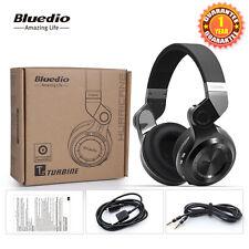 Bluedio Turbine T2 Bluetooth 4.1 Wireless Stereo Headphones Headset SD Card Slot