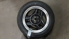 1984 Honda CB700 SC Nighthawk S H764' rear wheel rim 16in