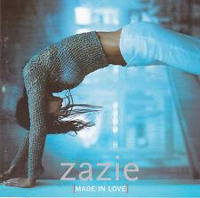 CD 13T DONT 1T BONUS ZAZIE MADE IN LOVE DE 1998