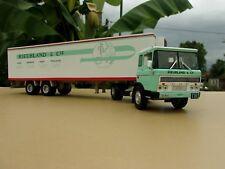 n° 90 DAF 2600 Camion Semi Remorque RIEUBLAND AGEN HENDAYE 1/43 Neuf en Boite