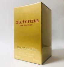 ROCHAS ALCHIMIE Eau de Parfum 30 ml Vapo VINTAGE Sealed PERFUME!