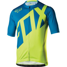 Fox Racing Livewire Short Sleeve Jersey Size-Medium