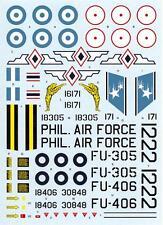 Hi Decals 1/48 NORTH AMERICAN F-86D F-86L SABRE DOG Jet Fighter