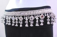 Gypsy Boho Wedding Women Belt Costume  Belly Dance Skirt Waist Jewelry India