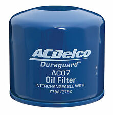 ACDelco Car and Truck Oil Filter