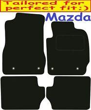 Mazda 2 de lujo calidad adaptados Esteras 2007 2008 2009 2010 2011 2012 2013 2014 201