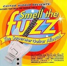 The Guitars That Rule the World: Smell the Fuzz - V/A