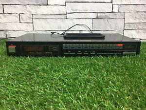 Studio Standard by Fisher FM-60 LW/MW/FM Stereo Synthesizer Tuner
