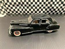 Danbury Mint 1941 Cadillac Fleetwood Series 60 Special - Black - 1:24 Boxed