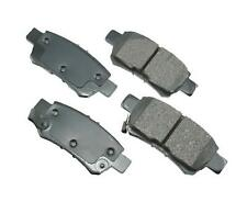 Fits Honda ODYSSEY 2005-2010 Rear Ceramic Break Pads