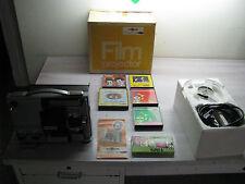 SUPER 8 FILMPROJEKTOR SUPER 8 KAMERA 7 FILME BEDIENUNGSANLEITUNGEN