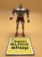 """Vintage Good Condition 1994 DIC Playmates Ultraman Action Figures 6"""""""