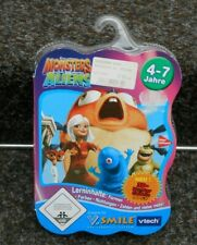 vtech v.Smile - Das Lernspiel-System - Monsters vs. Aliens