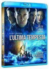 Blu Ray L'ULTIMA TEMPESTA - (2016) Disney ......NUOVO