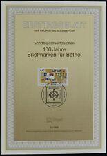 West Germany 32/1988, Collection Of Used Stamps Ersttagsblatt