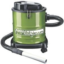 PowerSmith Ash Vacuum 10 Amp 3 Gal. Warm Cool Ash Cleaner Heat-Resistant Filter