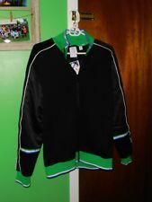 Puma x Big Sean T7 Track Jacket Men's Size SMALL Black/White/Green NWT $120