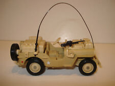 10 ANTENNES MILITAIRE  POUR SOLIDO  -DINKY TOYS -11,5 cm-